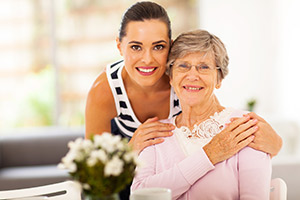 A daughter and her birth mother [Image © michaeljung - Fotolia.com]